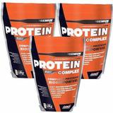 Protein Complex New Millen 1800g Leia A Descrição