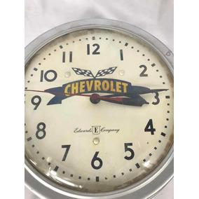 Reloj Chevrolet Antiguo