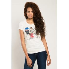 Camiseta Estampada Slim Fit