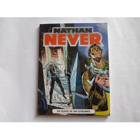 Nathan Never O Olhos De Um Estranho Editora Mythos