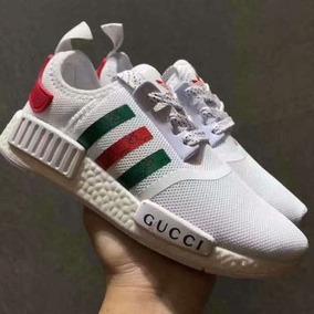 Adidas Nmd Gucci - Tênis Casuais para Masculino no Mercado Livre Brasil a69043a13f