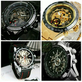 fb441ffb41d Relógio Winner Gmt886 1 - Relógios no Mercado Livre Brasil
