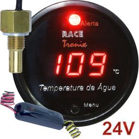 5046c2d0284 Relogio Temperatura Digital 24v - Acessórios para Veículos no ...