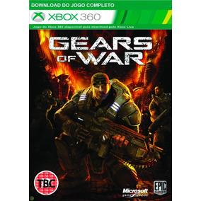 Gears Of War 1 Xbox 360 Midia Digital Código De 25 Dígitos