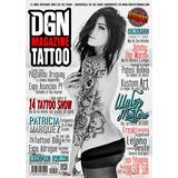 Dgn Tattoo Magazine ( Formato Bookazine) #45