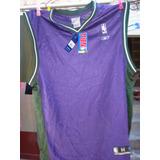 Camiseta De Básquet Reebok Nueva Original Nba