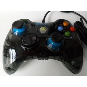 Controle Xbox 360 Com Fio Personalizado Play