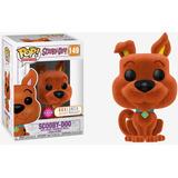 Funko Pop! Scooby-doo Flocked #149 Boxlunch Exclusive