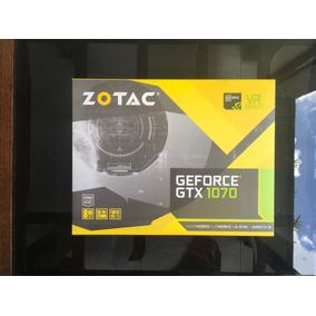 Tarjeta De Video Zotac Geforce 1070 8gb