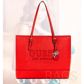 Bolsa Guess Original Modelo Ee656125-red Moderna