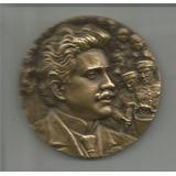 Rco Medalha De Oswaldo Cruz Fc 7cm X 4mm 170 Grmas