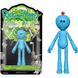 Figura Mr. Meeseeks Rick & Morty 14cm - Funko