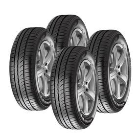 Jogo 4 Pneus Aro 15 Pirelli P1 Cinturato 185/60r15 88h