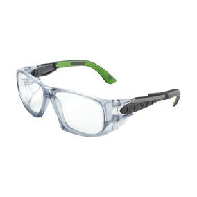 Armação Óculos Proteção Para Lentes De Grau Univet Verde Epi · R  69 99 9ff9dbe7e0