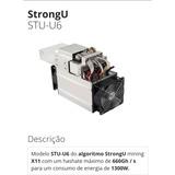 Dash Mineração Strongu Stu-u6 C/ 110v E 220v Pré-venda