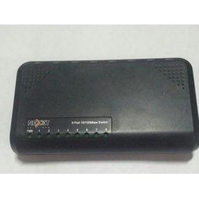 Switch Nexxt 8 Puertos 10/100 Usado