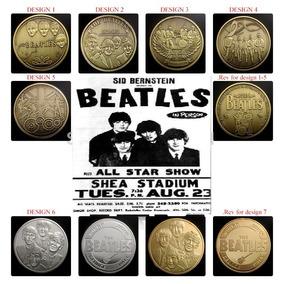 Medalha / Moeda Beatles