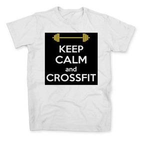 e5dfca2b5f1d7 Camisa Crossfit - Camisetas e Blusas no Mercado Livre Brasil
