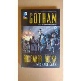 Gotham - Dpgc - No Cumprimento Do Dever - Novo E Lacrado