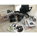 Canon Eos 500d Packaged And Sealed In A Box