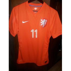 Camiseta de Holanda 2014 para Adultos en Mercado Libre Argentina c3d4d69da1c92