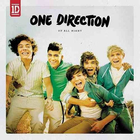 Cd - One Direction - Up All Night - Lacrado