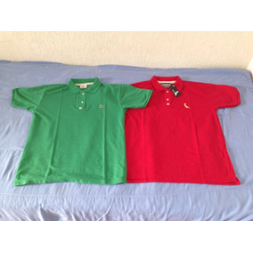 Atacado 11 Camisas Pólo Masculina Kit Várias Marcas Lindas - cef13e599bfa5