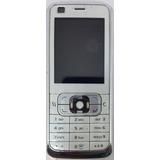 Nokia 6120 Branco Com Avaria Sem Garantia
