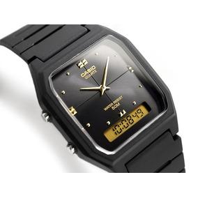 58c11160307 Relogio Casio Vintage Unissex Aw 48he 8avdf - Relógios De Pulso no ...