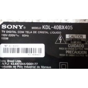 Kit Soquete Das Lampadas Tv Sony Kdl-40bx405