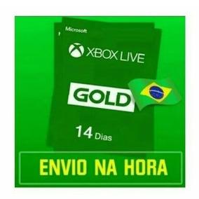 Xbox Live De 14 Dias Código De 25 Dígitos Direto