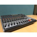 Consola Behringer Xenyx X1832 Usb 18 Canales Efectos Phant