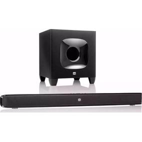 Jbl Cinema Sb400 2.1 Canais Com Subwoofer Wireless Bluetooth