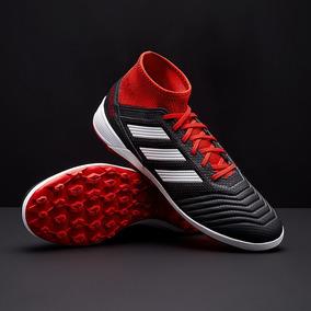 pretty nice d2b33 c96ef Tenis adidas Predator Tango 18.3 Tf Db2135 Rojo Con Negro