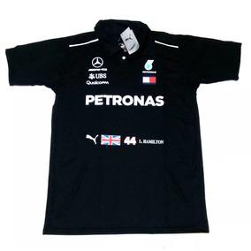Camisa Camiseta Polo Formula 1 F1 Red Bull Corrida Branca