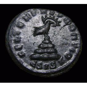 *wm* Imperador Romano Constans - 348/350 Dc - Raro Reverso