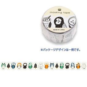 La Mente De Onda Japonés Washi Papel Masking Tape Troquelado