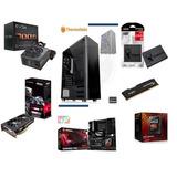 Pc Gamer Diseño Amd Fx6300 Tarjeta Video Rx470 700w Barata