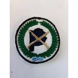 Escudo Parche De Gorro Policia Penitenciaria Nueva Camo Azul