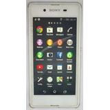 Sony Xperia E3 D2243 4gb Branco Original Semi Novo