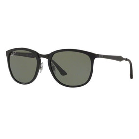 Oculos Sol Ray Ban Rb4299 601 9a Preto Brilho G15 Polarizado e9c87d12ce