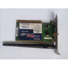 Tarjeta Lan Internet Wi-fi D-link Airplus Xtreme Dwl-g520