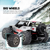 Ky-1888a 2.4ghz 1/18 2wd Rueda Grande Rc Coche Off-road King