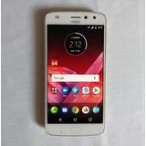 Moto Z2 Play, Xt1710-06, Dorado, Estetica 9, Libre + Mod