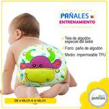 Pañal De Entrenamiento Para Bebé, Calzones Durables
