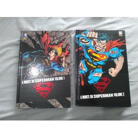 A Morte Do Superman Vol 1 E 2