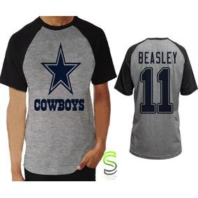 2b31fbb9e Camisas Nfl Dallas Cowboys - Camisetas e Blusas no Mercado Livre Brasil