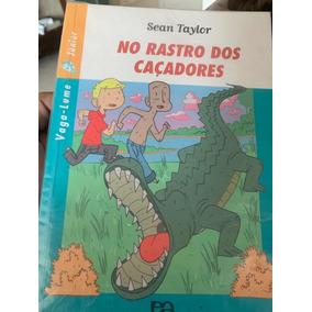 Livro No Rastro Dos Caçadores.