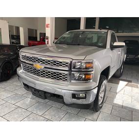 Chevrolet Cheyenne 2014 Plata Tela 4x2