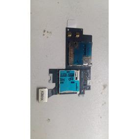 Leitor Sim Card E Micro Sd Samsung Galaxy Note 2 N7100